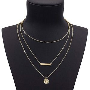 Jewelry - Layered Pendant Necklaces